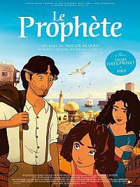 affiche sortie dvd le prophete