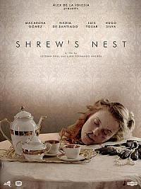 affiche sortie dvd shrew's nest