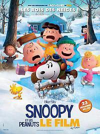 affiche sortie dvd snoopy et les peanuts - le film