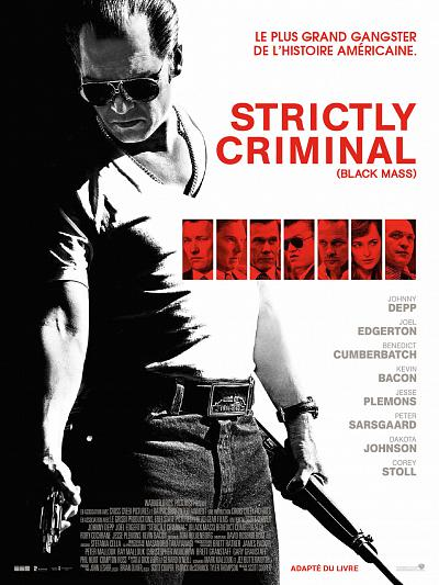 sortie vod, dvd et blu-ray Strictly Criminal