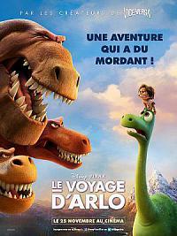 affiche sortie dvd le voyage d'arlo