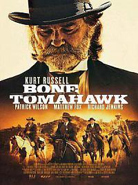 affiche sortie dvd bone tomahawk