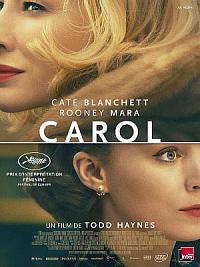 affiche sortie dvd carol