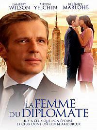 affiche sortie dvd la femme du diplomate