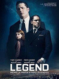 affiche sortie dvd legend