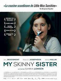 affiche sortie dvd my skinny sister