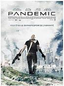 affiche sortie dvd pandemic