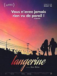 affiche sortie dvd tangerine