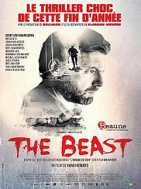 affiche sortie dvd the beast