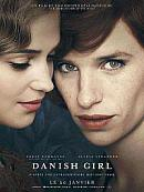affiche sortie dvd Danish Girl