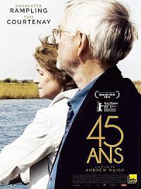 affiche sortie dvd 45 ans