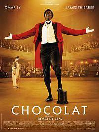 affiche sortie dvd chocolat