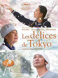 affiche sortie dvd les delices de tokyo