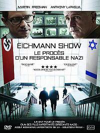affiche sortie dvd eichmann show