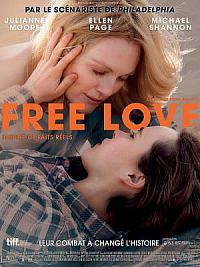 affiche sortie dvd free love