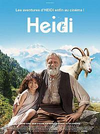 affiche sortie dvd heidi