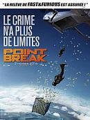 affiche sortie dvd Point Break