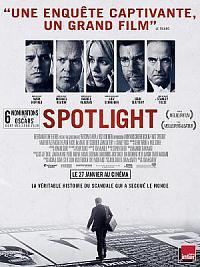 affiche sortie dvd spotlight