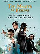 affiche sortie dvd the master of kung-fu