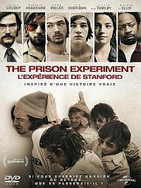 affiche sortie dvd the prison experiment (l'experience de stanford)