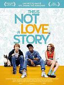 affiche sortie dvd this is not a love story