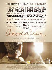 affiche sortie dvd anomalisa
