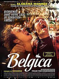 affiche sortie dvd belgica