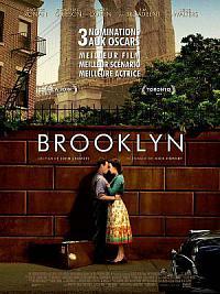 affiche sortie dvd brooklyn