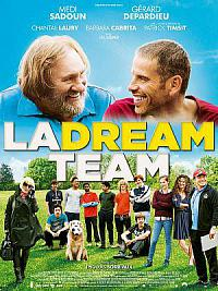 affiche sortie dvd la dream team