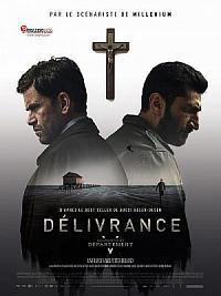 affiche sortie dvd les enquetes du departement v : delivrance