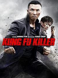 affiche sortie dvd kung fu killer