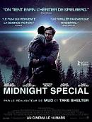 sortie Dvd Blu-ray Midnight Special