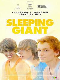 affiche sortie dvd sleeping giant