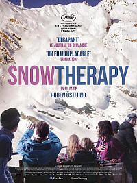 affiche sortie dvd snow therapy