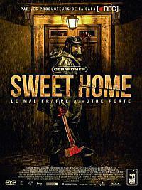 affiche sortie dvd sweet home