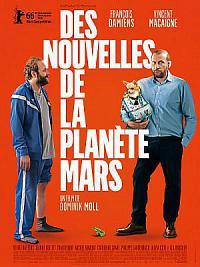 affiche sortie dvd des nouvelles de la planete mars