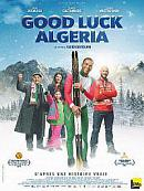 affiche sortie dvd Good Luck Algeria