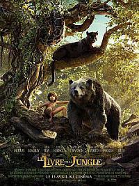 affiche sortie dvd le livre de la jungle