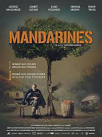 affiche sortie dvd mandarines