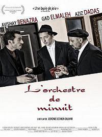 affiche sortie dvd l'orchestre de minuit