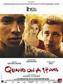 affiche sortie dvd quand on a 17 ans