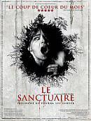 affiche sortie dvd le sanctuaire