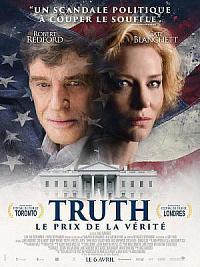 affiche sortie dvd truth - le prix de la verite