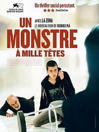 affiche sortie dvd un monstre a mille tetes
