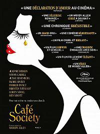 affiche sortie dvd cafe society