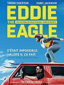 affiche sortie dvd Eddie The Eagle