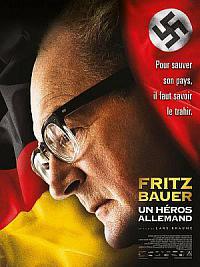 affiche sortie dvd fritz bauer, un heros allemand