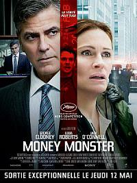 affiche sortie dvd Money Monster