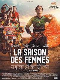 affiche sortie dvd la saison des femmes