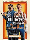 affiche sortie dvd The Nice Guys